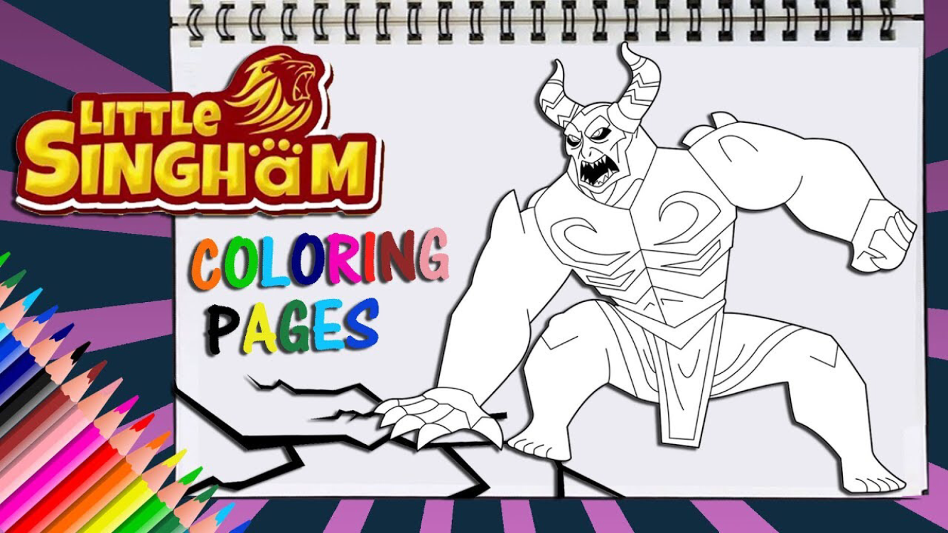 Free Download Prodigy Coloring Pages