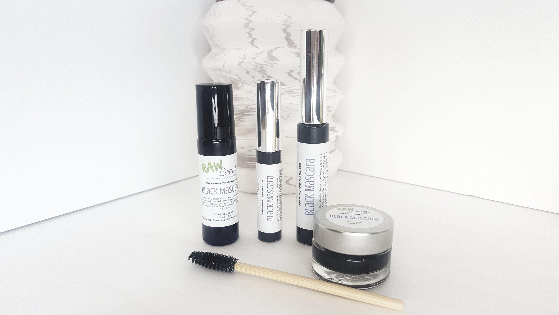 Zero Waste Mascara Natural Cosmetic Zero Waste Makeup