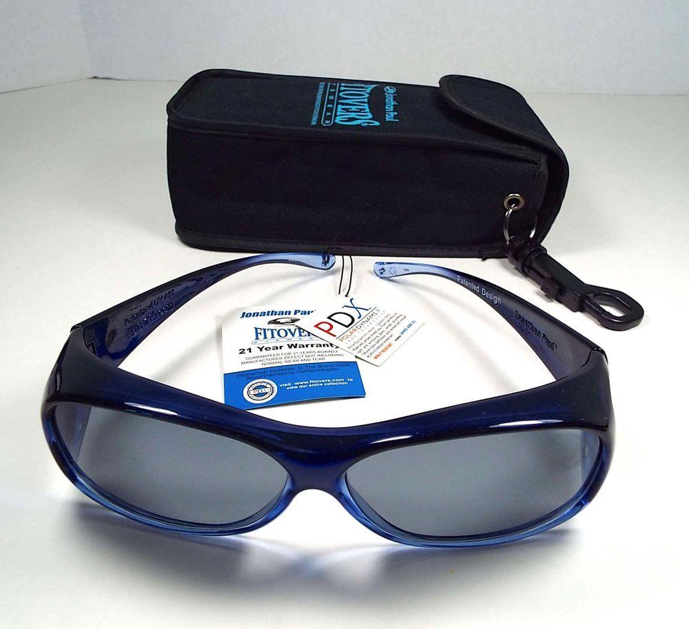 954b2aef1c Jonathan Paul Fitovers Eyewear Element 005 Sapphire Grey Lens Wear Over  Glasses  JonathanPaul  Fitovers