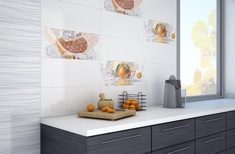 Diseño de ambientes para el hogar, innovadoras ideas con baldosas ...