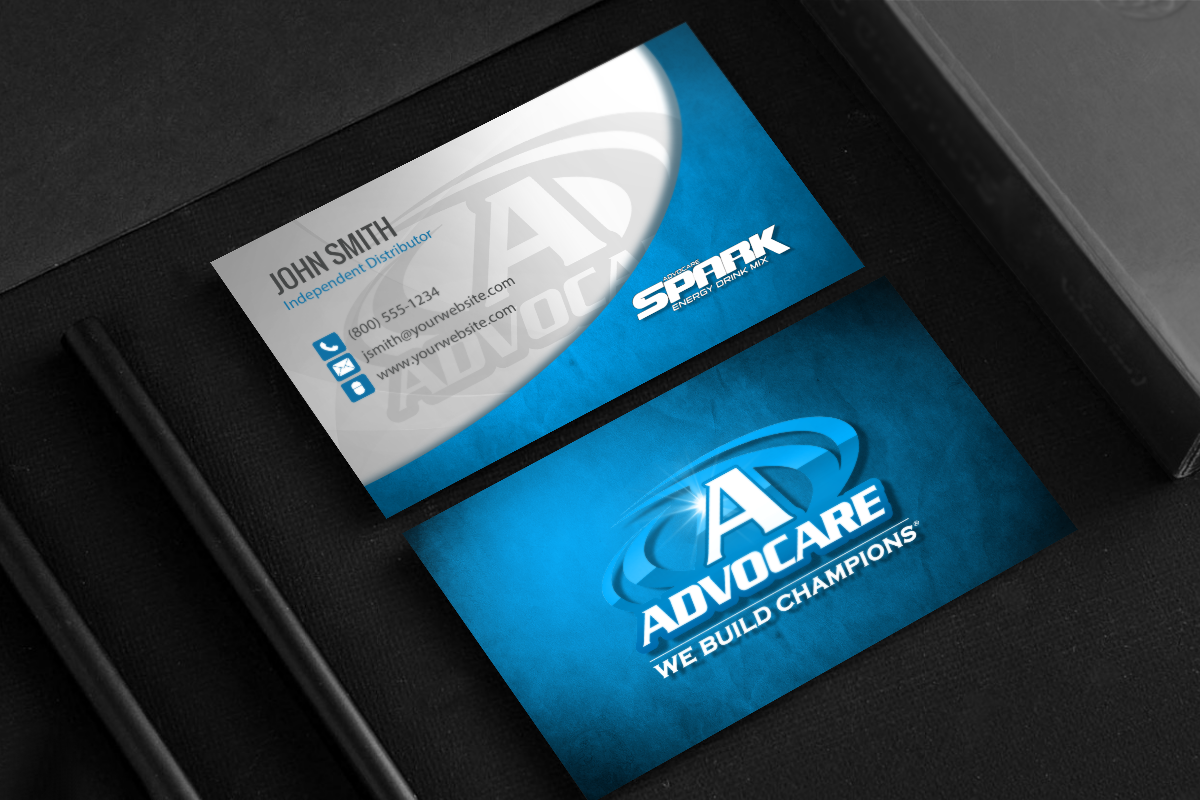 New Advocare Business Cards Are Here Mlm Advocare Print Paper Graphicdesign Businesscards Free Business Cards Printing Business Cards Contact Card