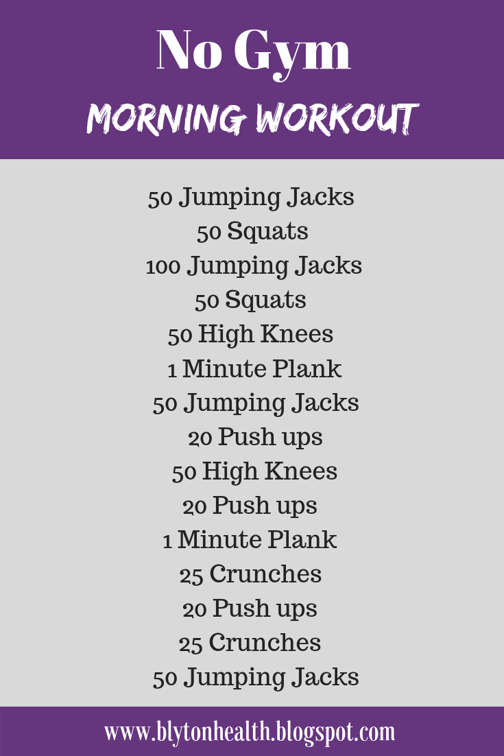 Photo of Kein Fitnessstudio – Easy Morning Workout