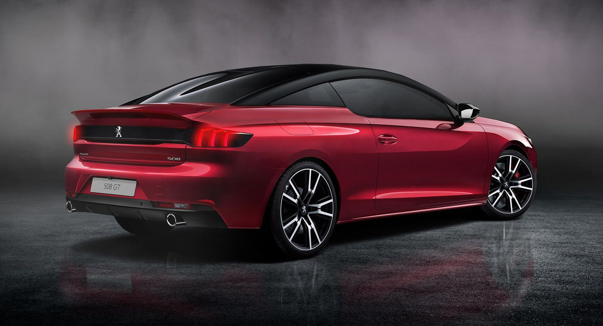 New Peugeot 508 Looks Even More Enticing As A Coupe Peugeot