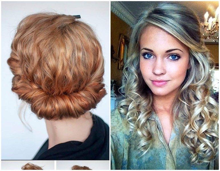 36+ Frisur hochzeit naturlocken Ideen
