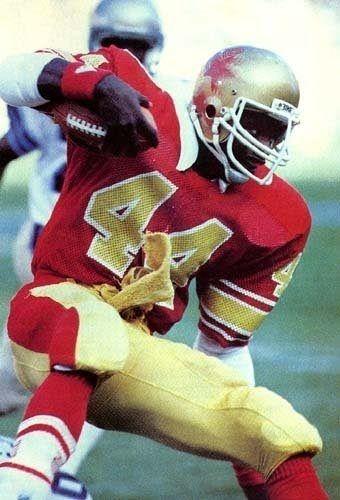 Kelvin Bryant (44) Philadelphia Stars - USFL 1983