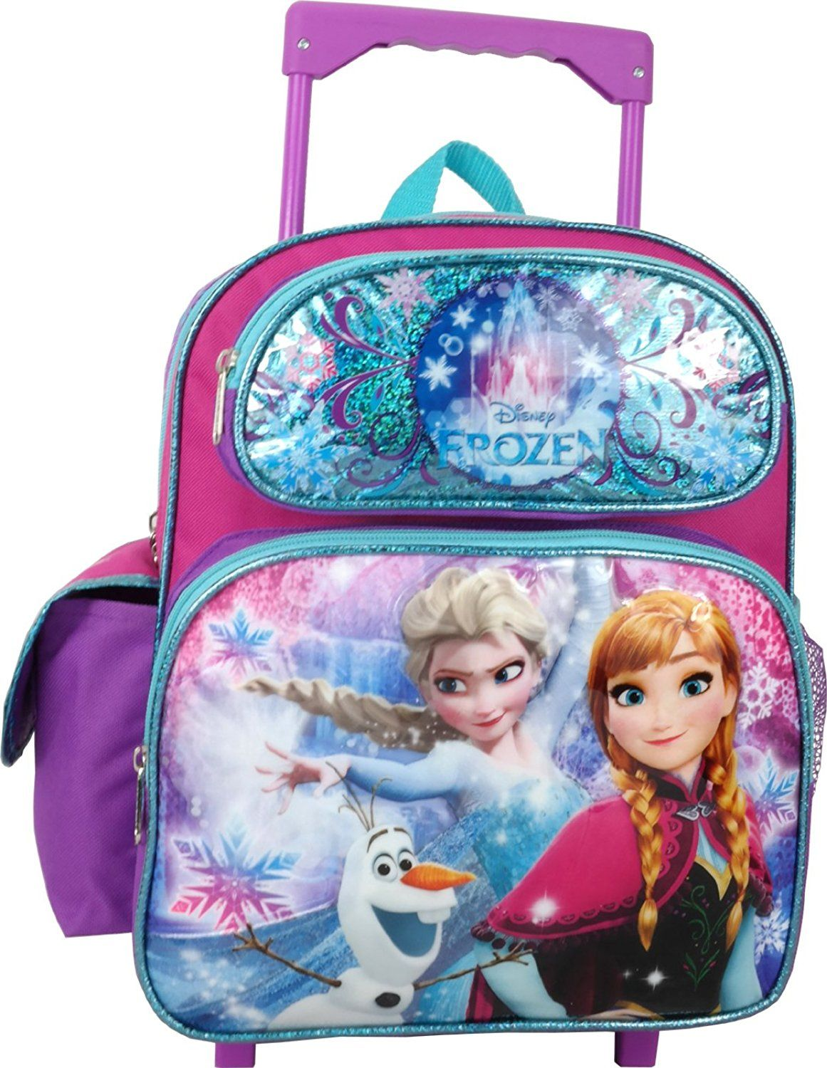 2b7e157dae7a Disney Frozen 12' Toddler Mini Rolling Backpack * Details can be ...