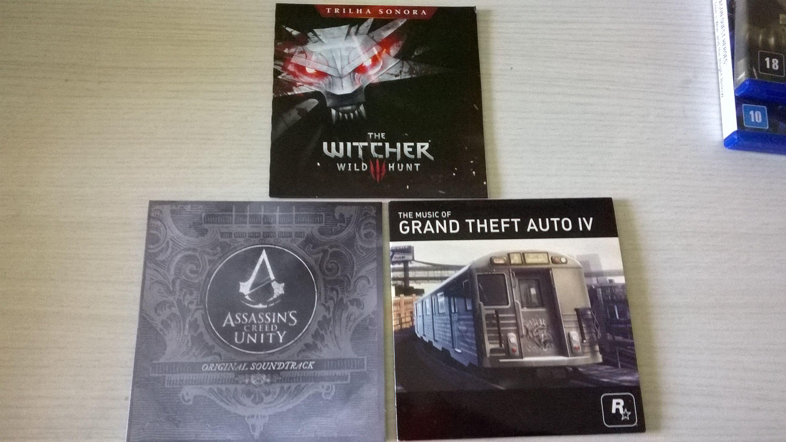 Vendo jogos DS e 3DS, CDs de OSTs (+Dragon Quest, + Castlevania, e outros) A783f129ae107715b862a277a40ca2c5