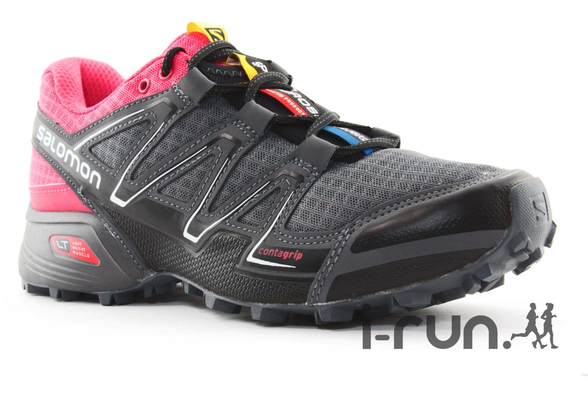 a39d0030430 Salomon SPEEDCROSS Vario W pas cher - Chaussures running femme running Trail  en promo