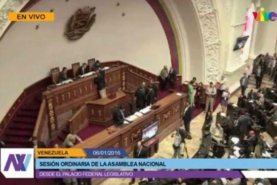 AN inició sesión con juramentación de los tres diputados del estado Amazonas - #Política