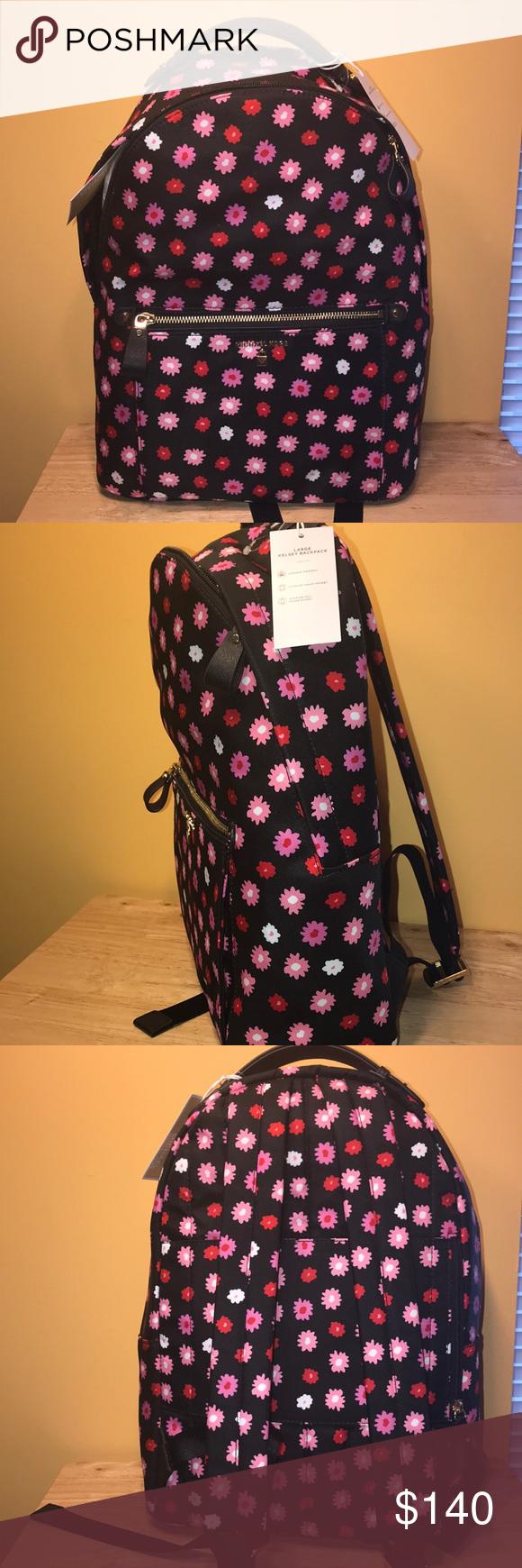 06ed5b17546a Kelsey Large Floral Nylon Backpack- Fenix Toulouse Handball