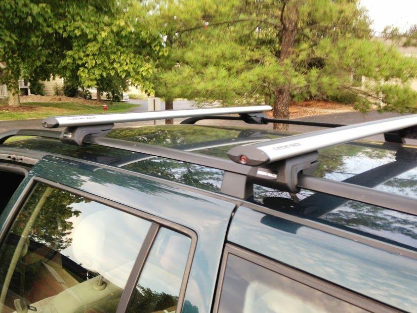 Vwvortex Com Fs Oh Jetta Mkiv Wagon Roof Rack Cross Bars Roof Rack Wagon Roof