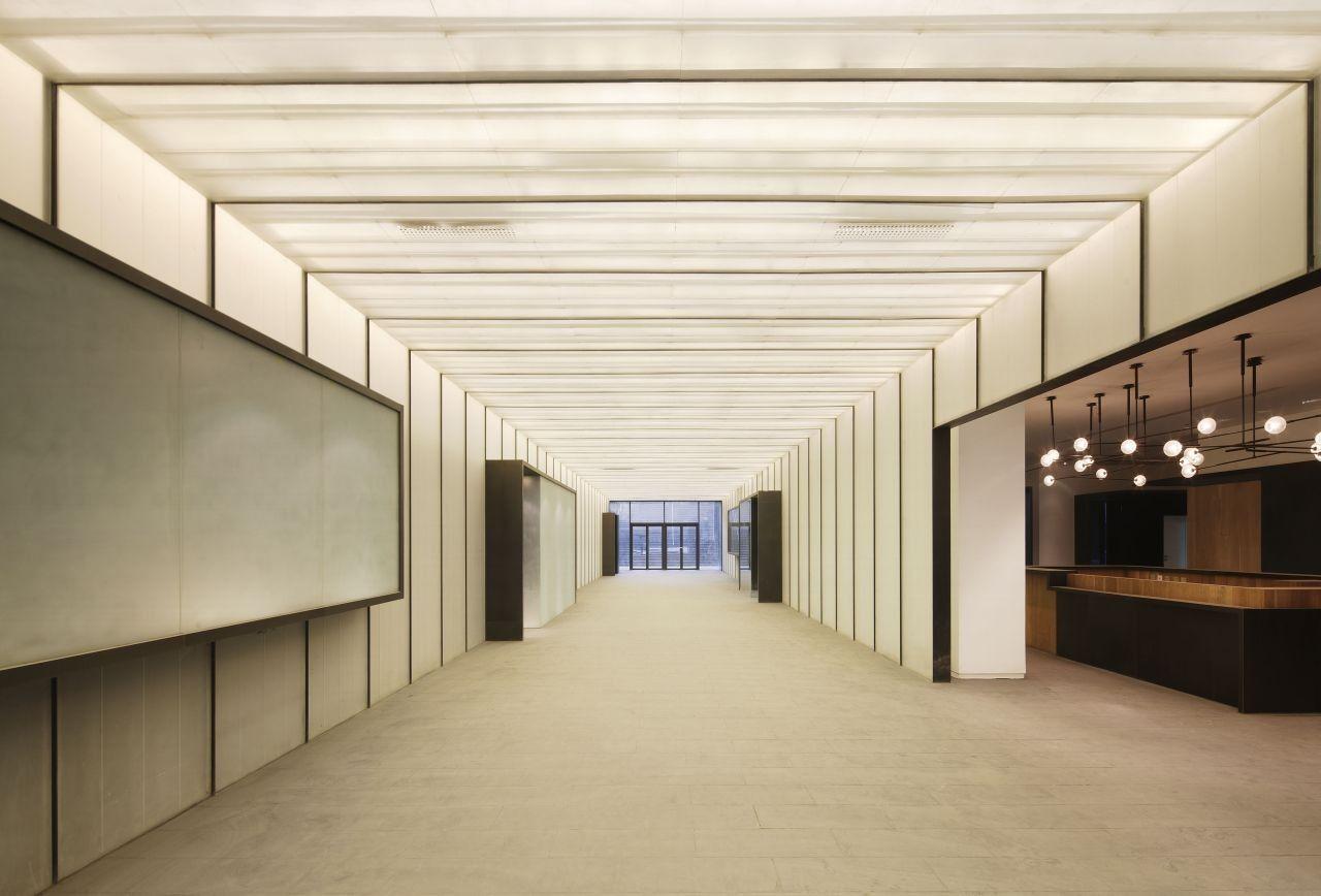 Gallery of xi 39 an westin museum hotel neri hu design for Design hotel xian