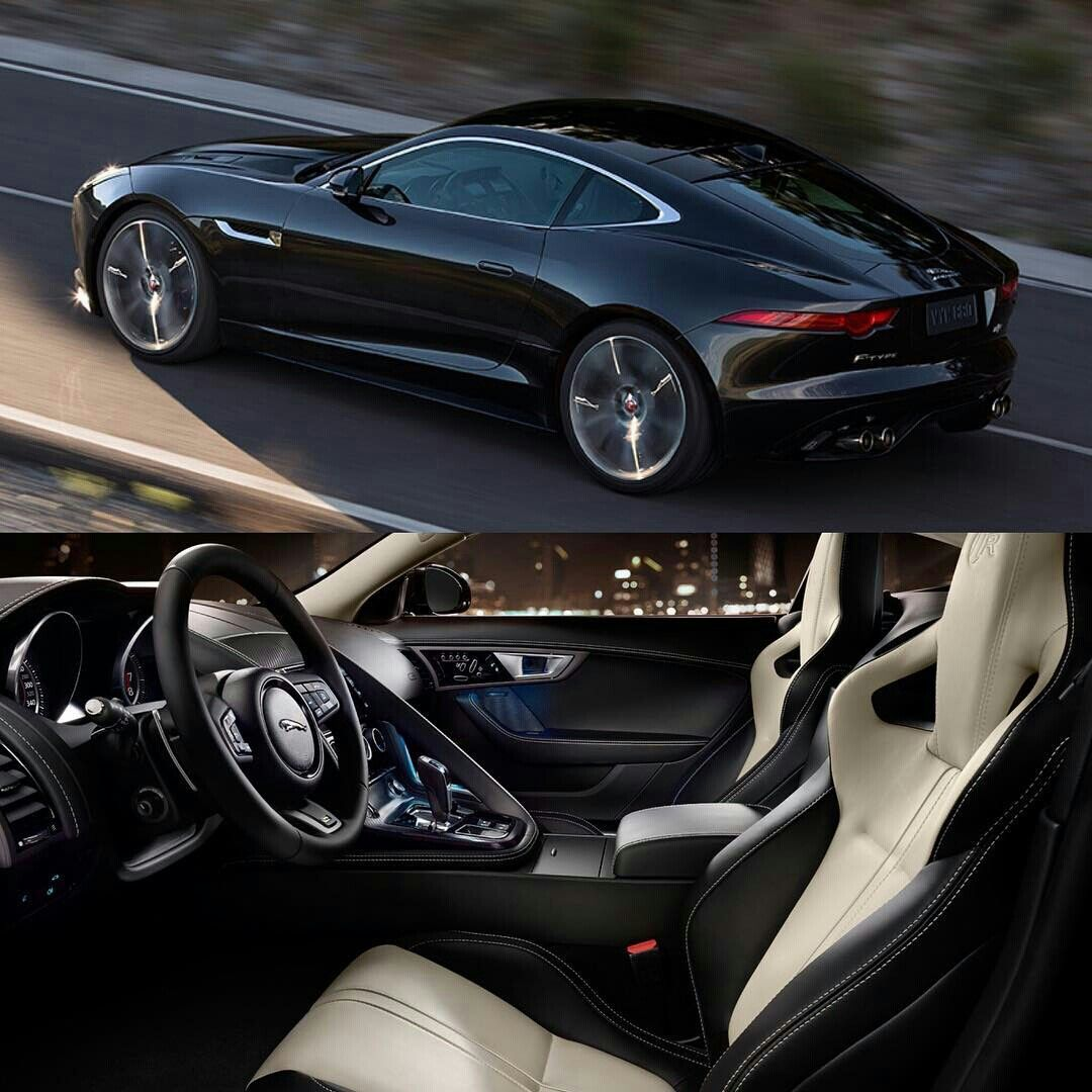 A Nice Jaguar F Type R Coup To Match Your Home Interior Jaguar F Type Jaguar Car Jaguar