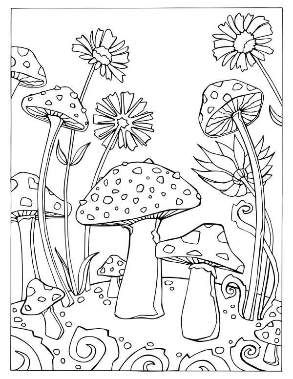 Pin by Tianna Seeley on Creativity | Coloring pages, Coloring books ...