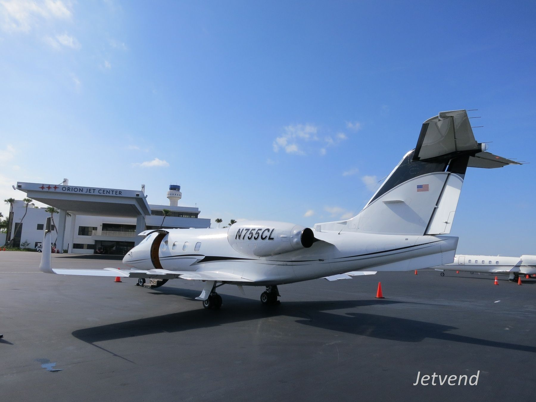 1983 Learjet 55 for sale in the United States => http