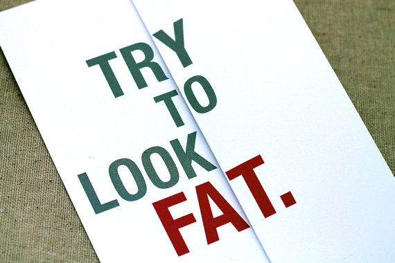 Try to look fat.  Will You Be My Bridesmaid Card  by FINCHandHARE, $5.00