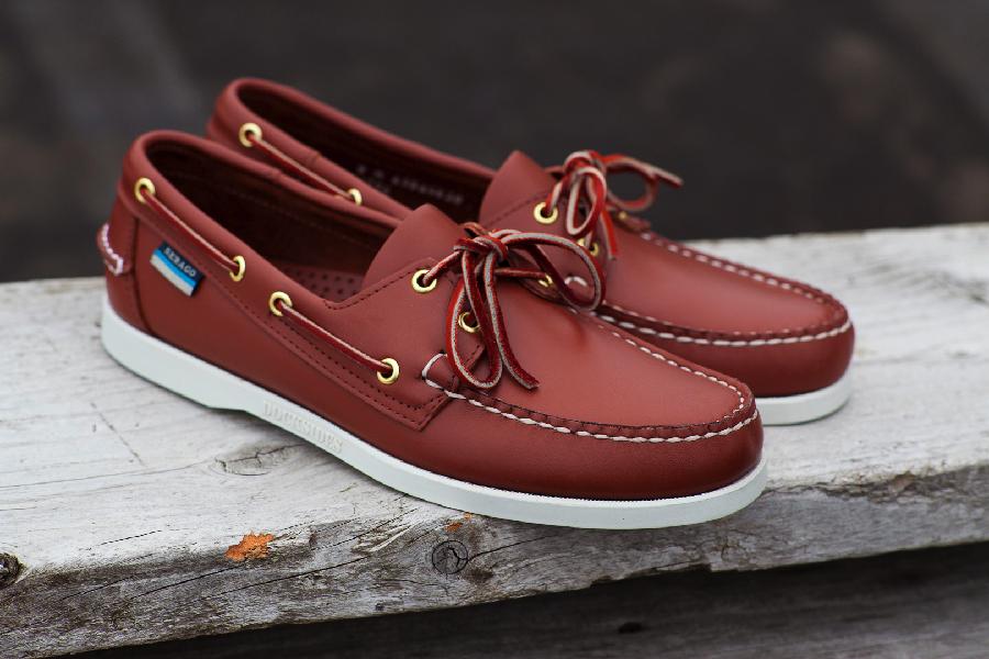 Dockside Shoes TanStyle Saddle X Homme Sebago 5qjL3AR4