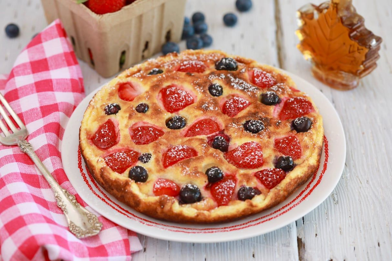 Easy Soufflé Pancake | Recipe | Souffle pancakes, Bigger ...