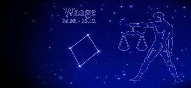 Waage Horoskop