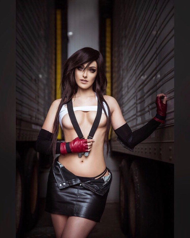 Pornstar hot cosplay — photo 14
