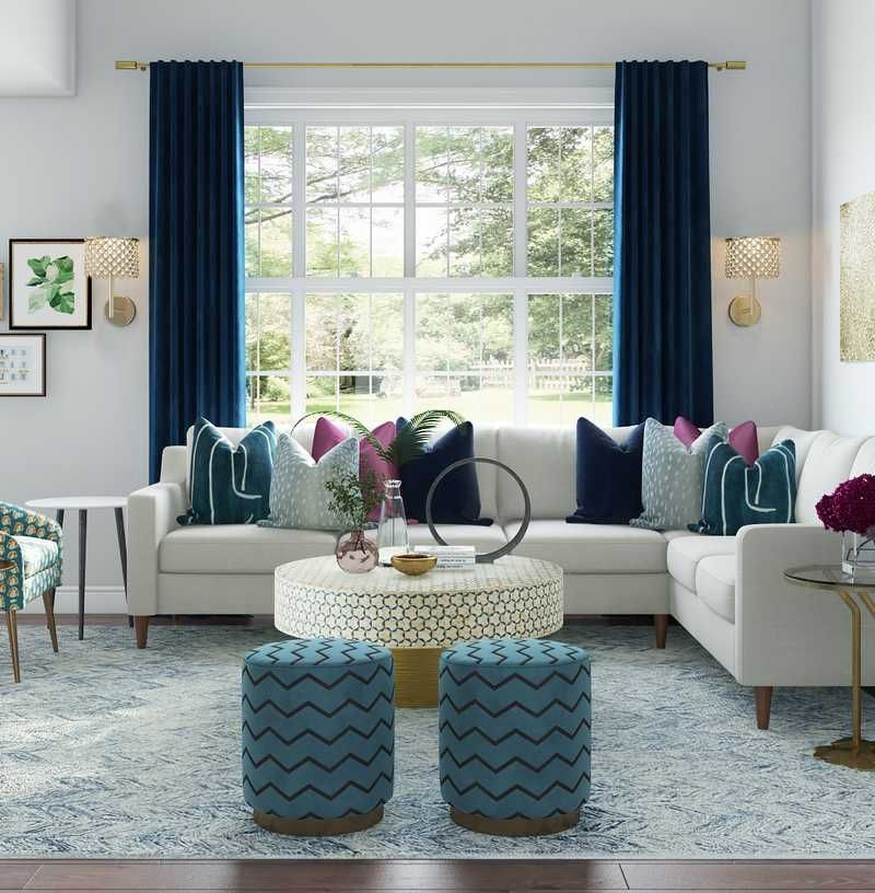 Contemporary Modern Living Room Design By Karen Living Room Decor Inspiration Modern Furniture Living Room Contemporary Modern Living Room Design