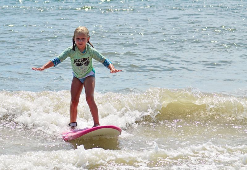 15 Places You Can Learn To Surf in Jacksonville Surfing
