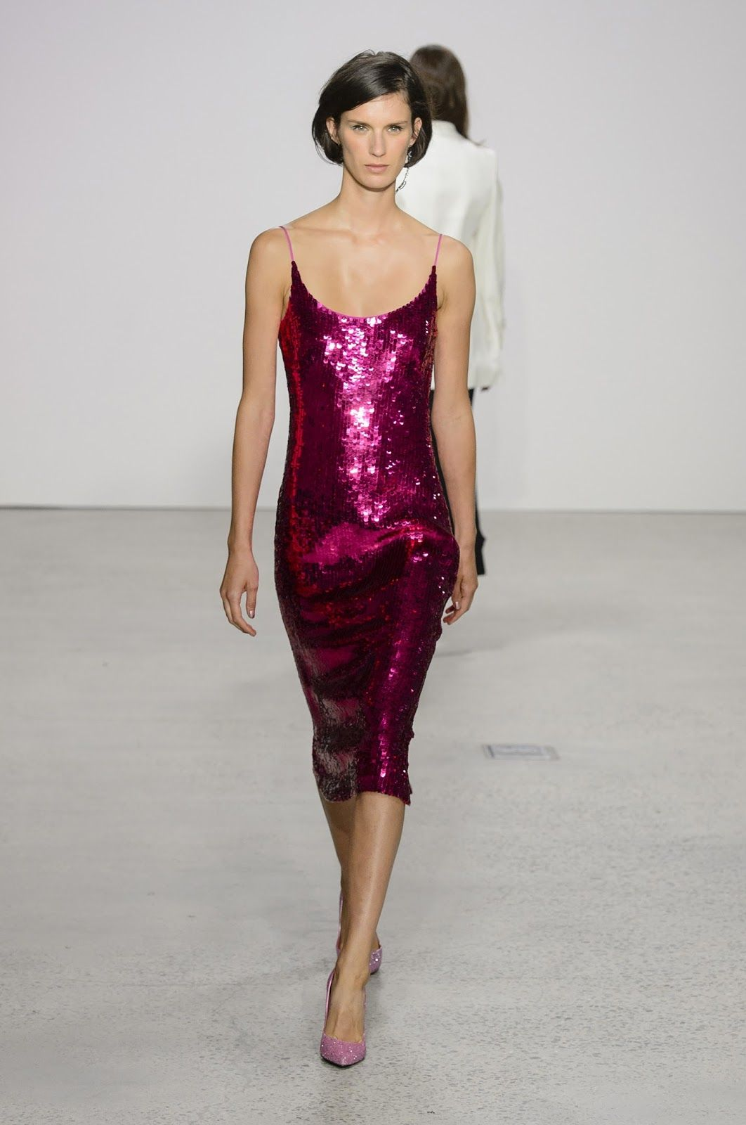 Oscar de la renta zsazsa bellagio wear this hell yeah