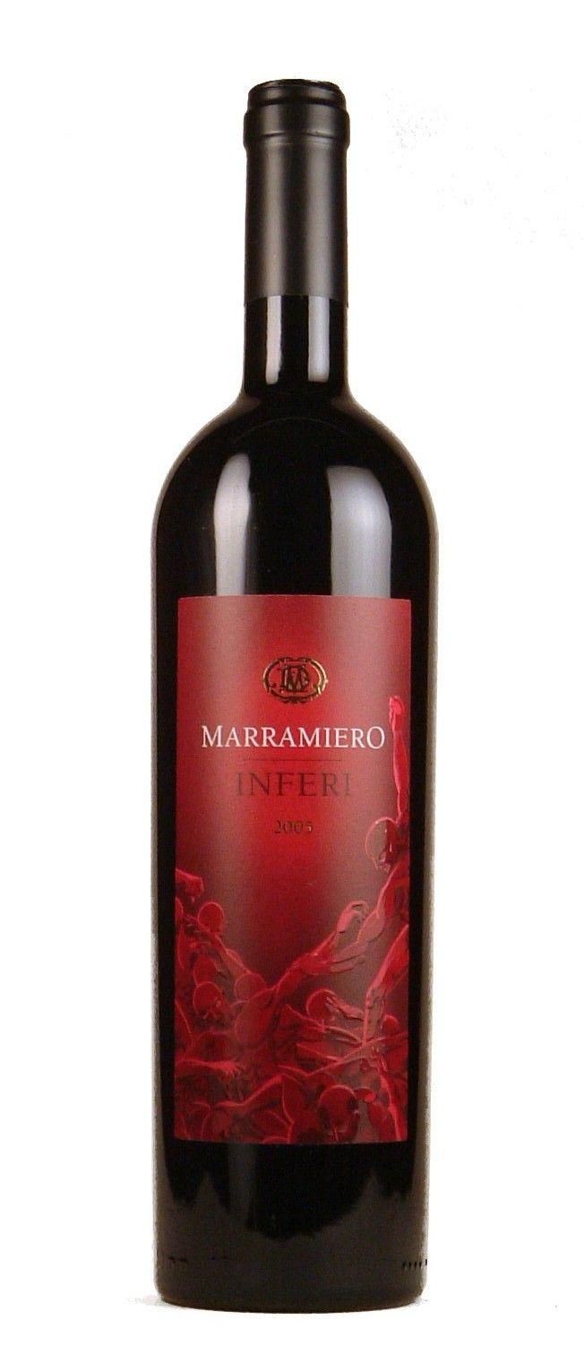 Da un vitigno selezionato di notevole elevatura per struttura e corposità nasce INFERI, imbottigliato in quantità limitata.