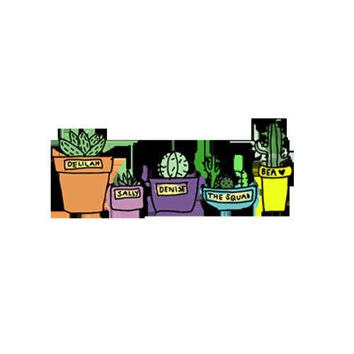 Transparent Cactus Tumblr Google Search Tumblr Transparents Tumblr Pattern