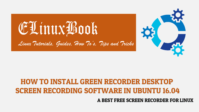 HOW TO INSTALL GREEN RECORDER DESKTOP SCREEN RECORDING