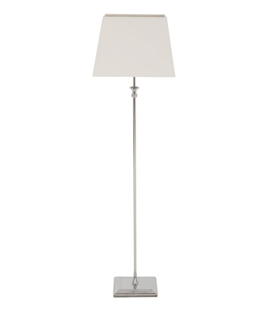 Beacon Lighting Windsor 1 Light Floor Lamp In Chrome With