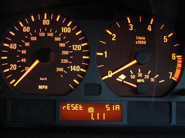 E46 Oil Service Light Reset   BMW E46 3-Series   Bmw e46