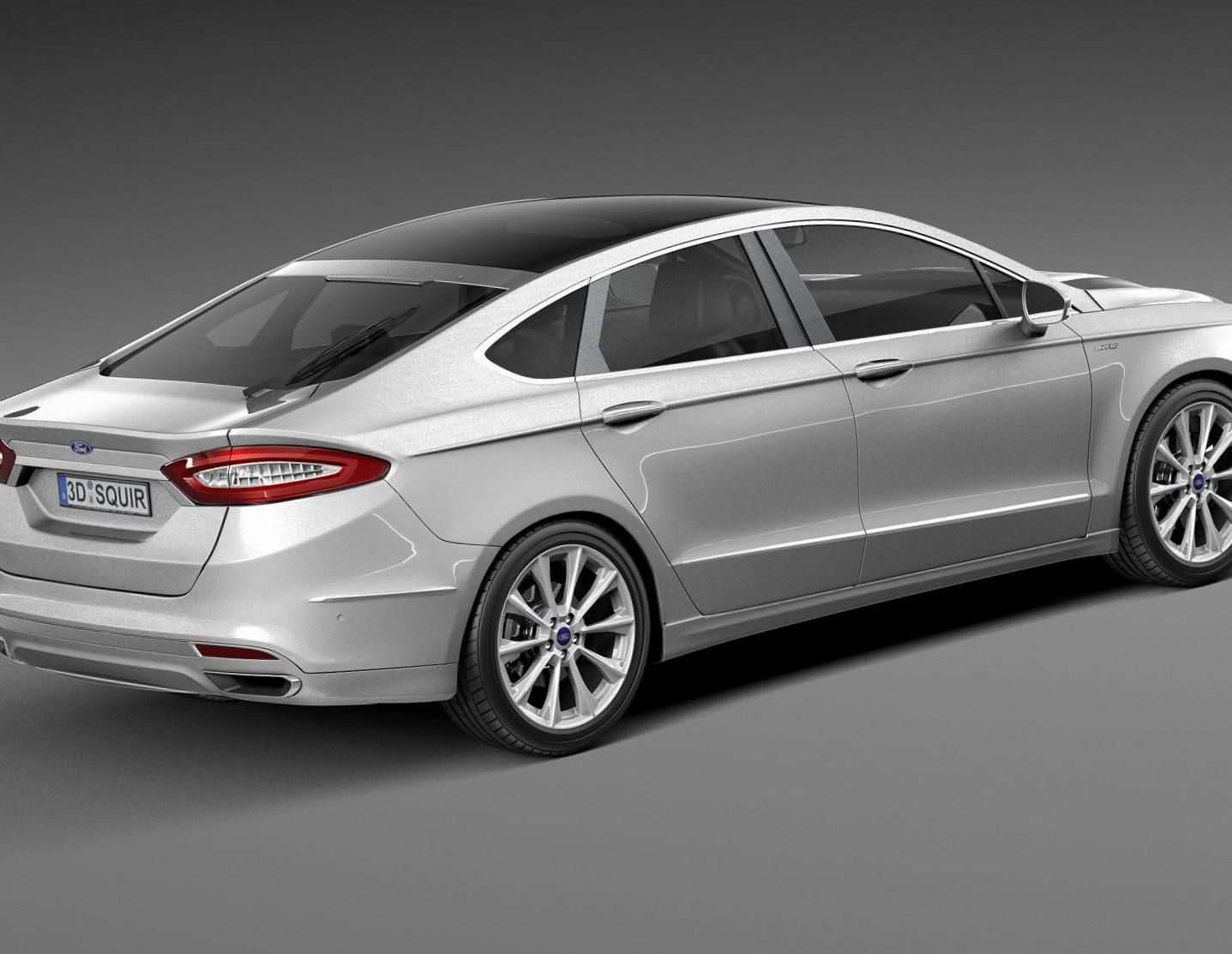 2016 Ford Mondeo Vignale Price Release Date Specs Review Groupe
