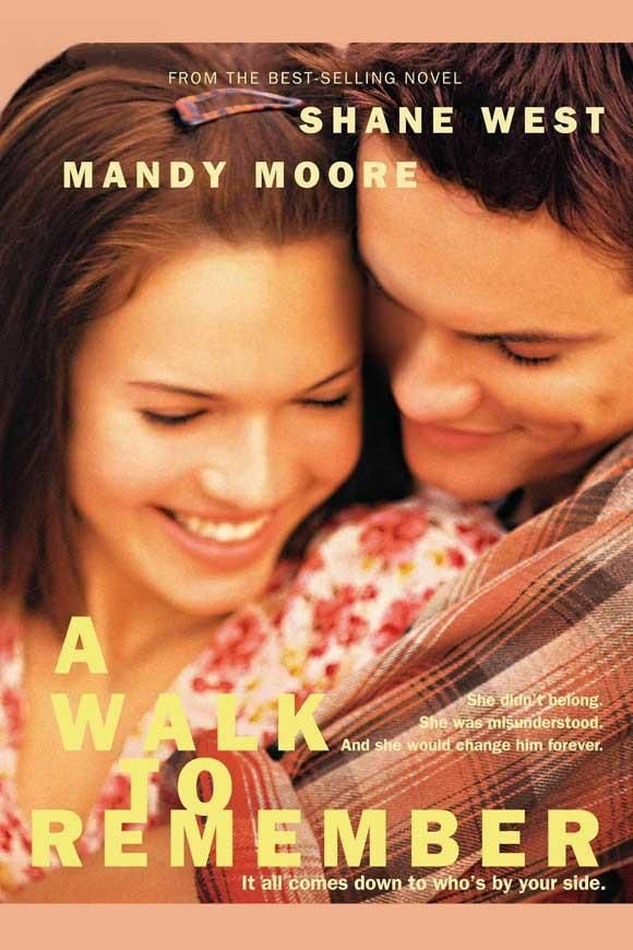 A Walk To Remember 27x40 Movie Poster 2002 Remember Movie