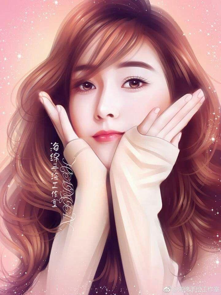 Pin By Elyanley Kerifero On Creative Charming Art Anime Art Girl Lovely Girl Image Art Girl