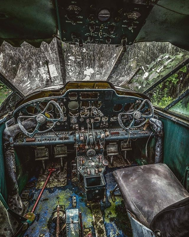 Let's Go For A Ride.#abandoned #abandonedplaces