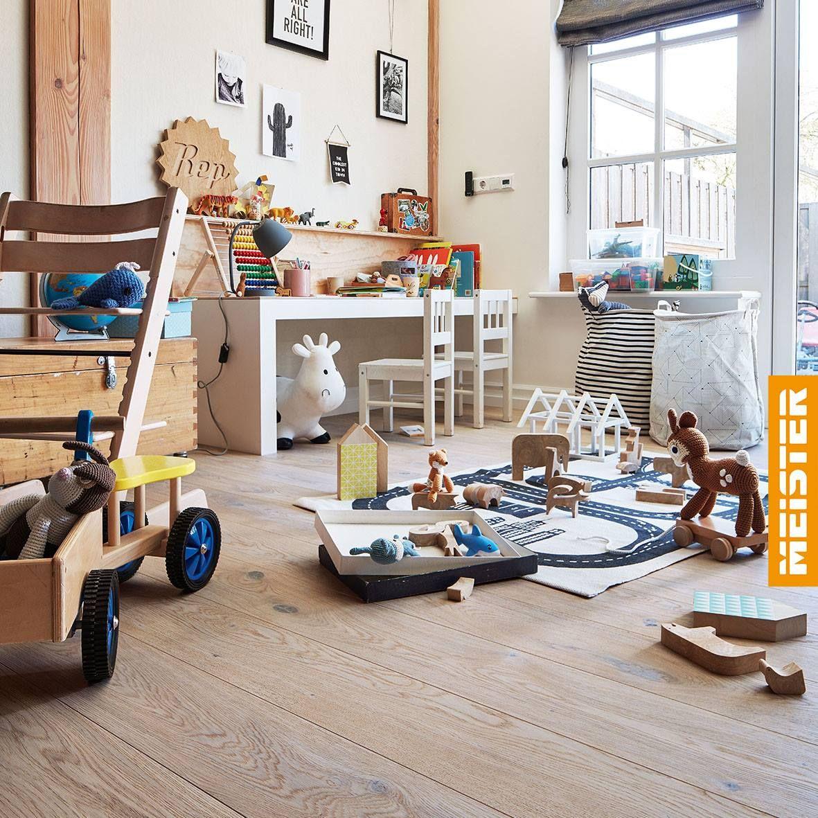 Spielen Auf Parkett Playing On Parquet Parkett Dekor Kinder Zimmer