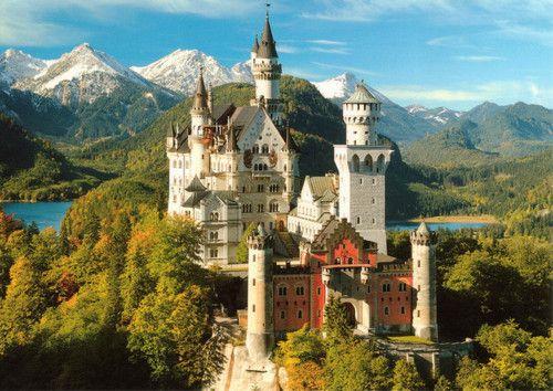 Germany Castles To Visit Neuschwanstein Castle Germany Castles