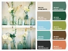 What Colors Go With Hunter Green Interior Design Ideas