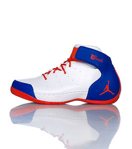 JORDAN Carmelo Anthony Mens mid top sneaker Lace up closure JORDAN jumpman  logo on sole Cushioned sole for comfort cc9e9ebd0
