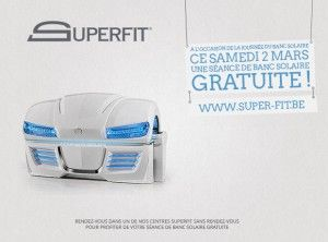 Superfit - Faver - Advertising, marketing and communication agency