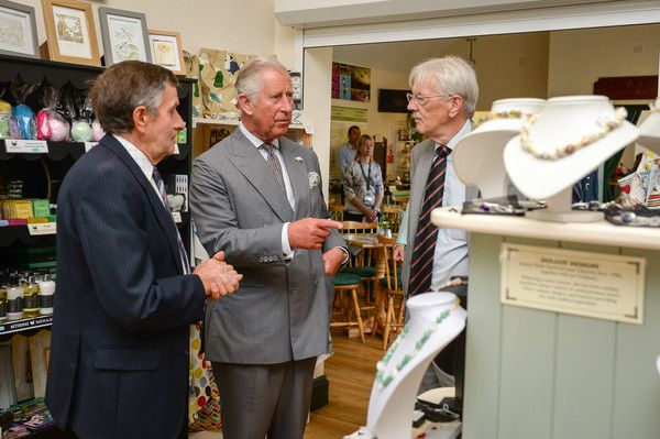 Prince Charles Photos Photos: The Prince of Wales Visits Wales - Day 1 #visitwales