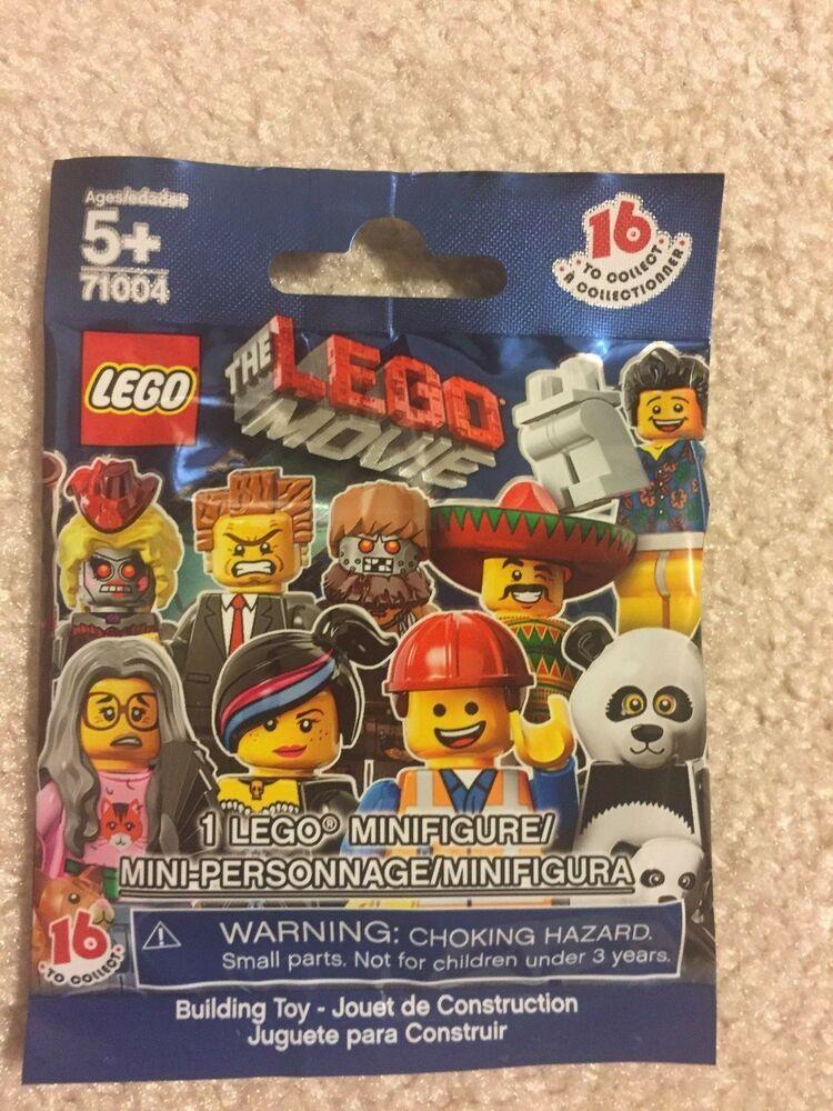 Sealed LEGO 71004 Movie Series Blind Bag
