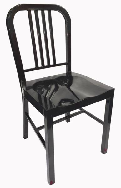 buy us navy chair replica emeco 1006 black powder coated steel
