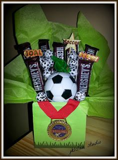 Jklclan Studio Edible Bouquets Soccer Coach Gifts Coach Appreciation Gifts Soccer Gifts