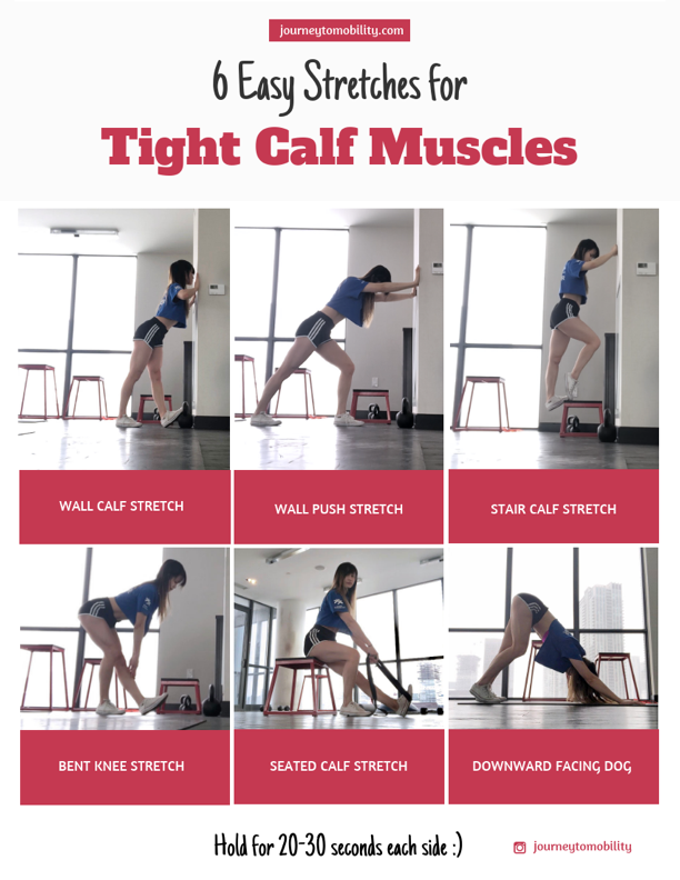 40+ Wall calf stretch exercise ideas in 2021