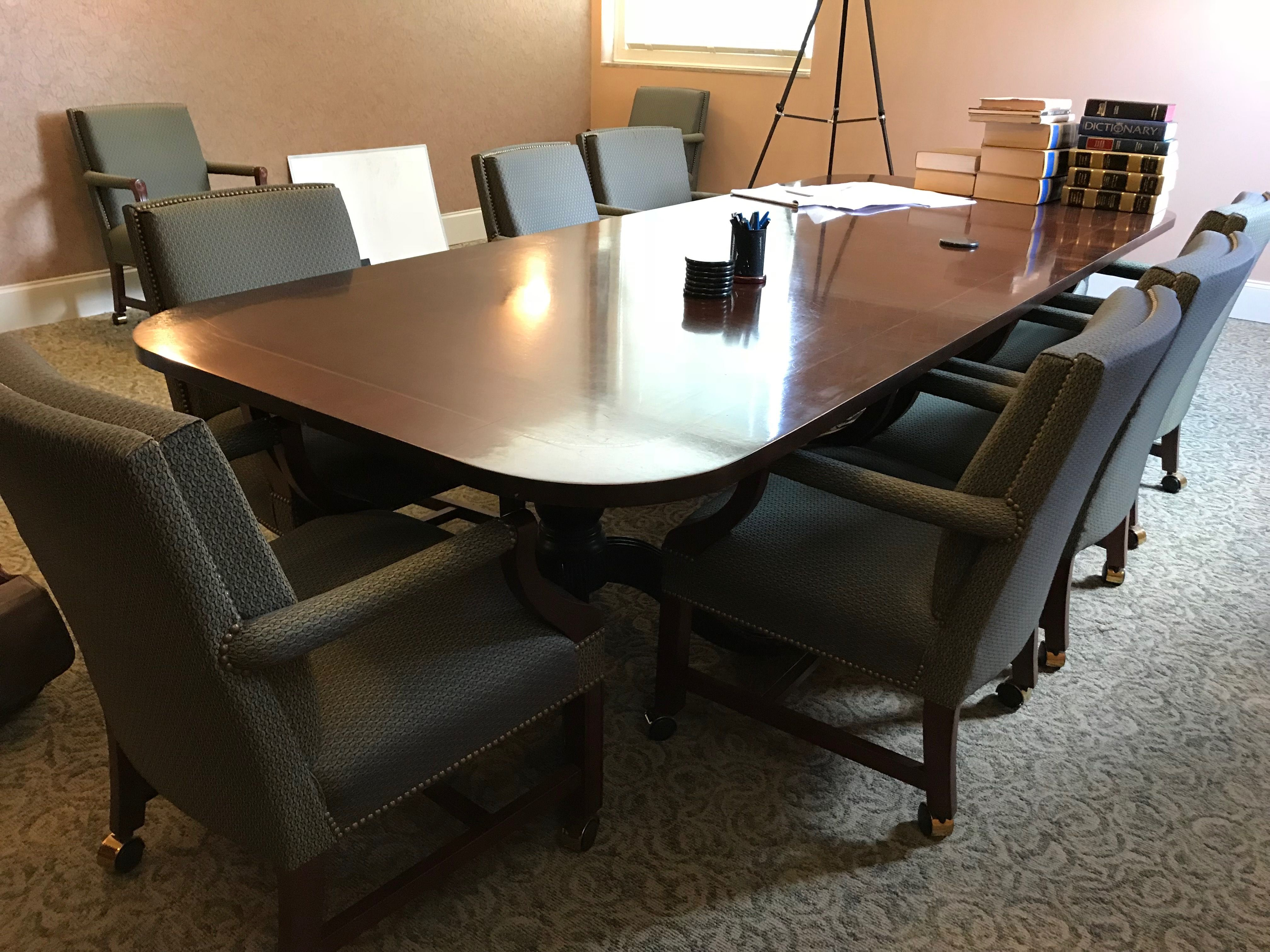 Conference Table 48 W X 120 Long