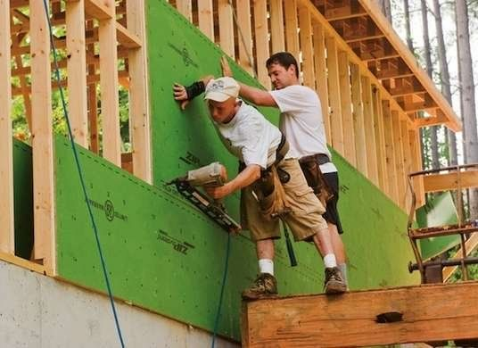 What Makes the Ultimate Wall? | Exterior insulation ...
