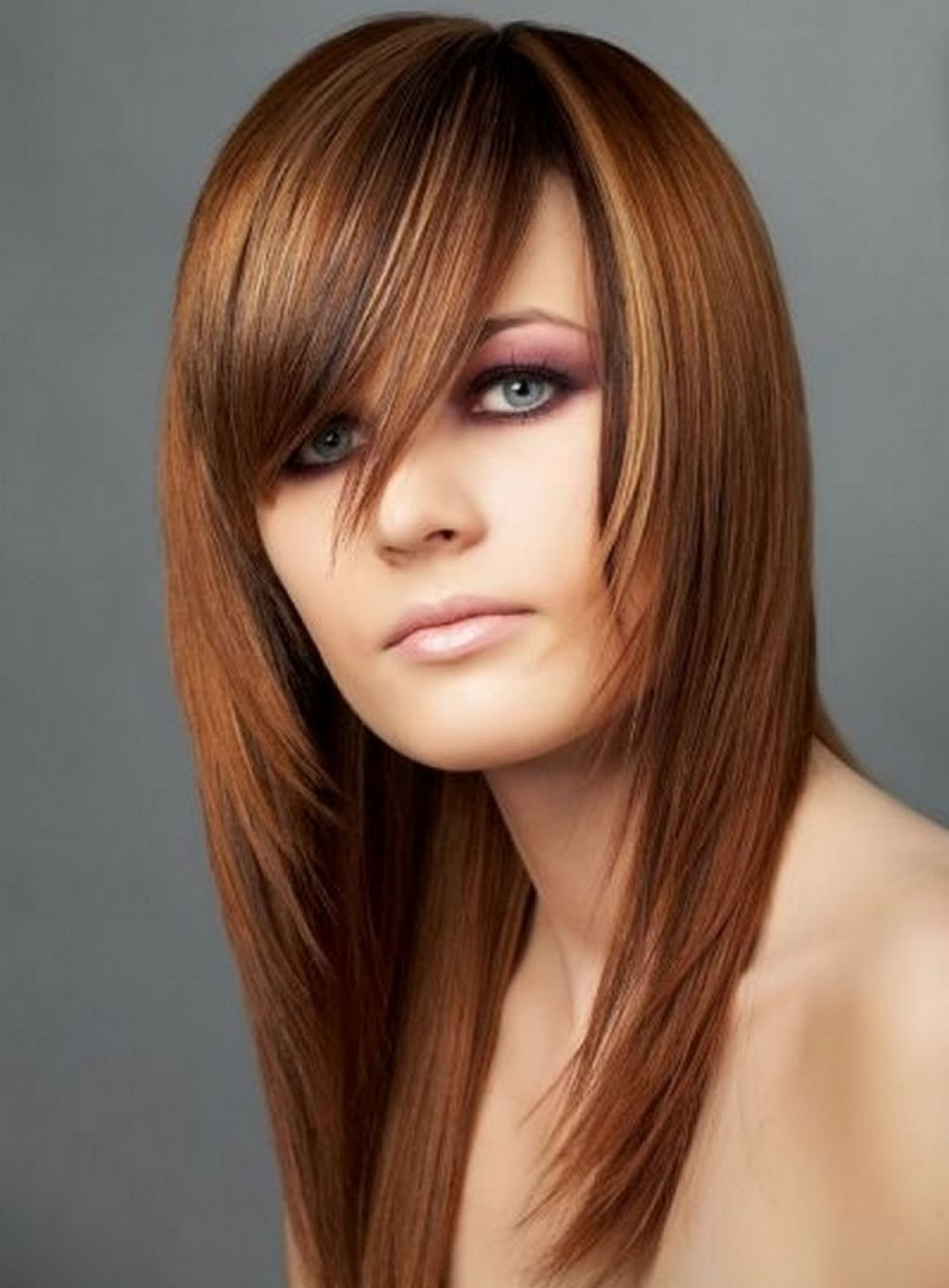 Hairstyles For Thin Hair 2015 Women Styles Hairstyles Makeup Tutorials Fashion Dresses And Long Hair With Bangs Haircuts For Long Hair Medium Hair Styles