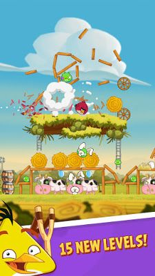 Download Angry Birds Apk And Bar For Blackberry 10 With Images